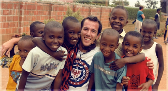 Mission Trips to Africa