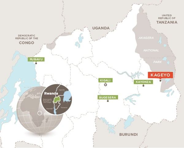 Africa New Life - Kageyo