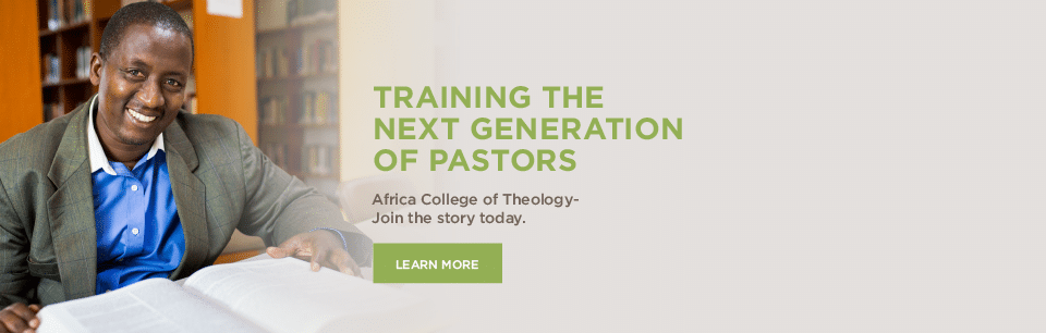 Africa New Life - Africa College of Theology