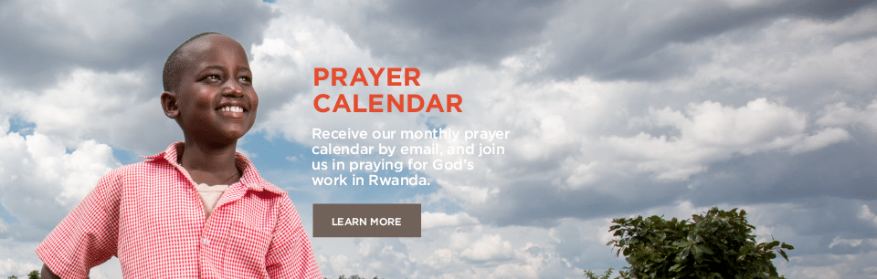 Africa New Life - Prayer Calendar