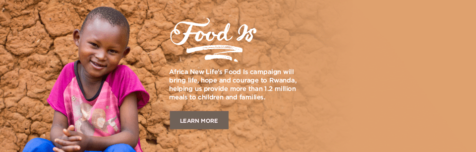 Africa New Life - Food Is