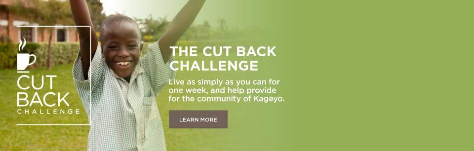 Cut Back Challenge