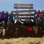 Kilimanjaro Climb - Day 7 - Summit