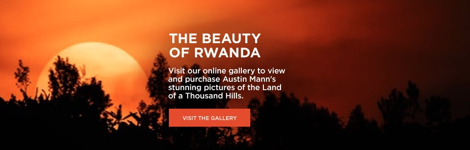 Beauty of Rwanda Gallery