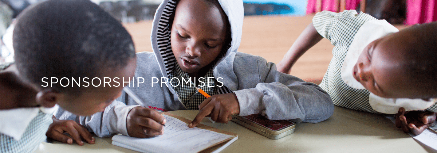Africa New Life - Sponsorship Promises