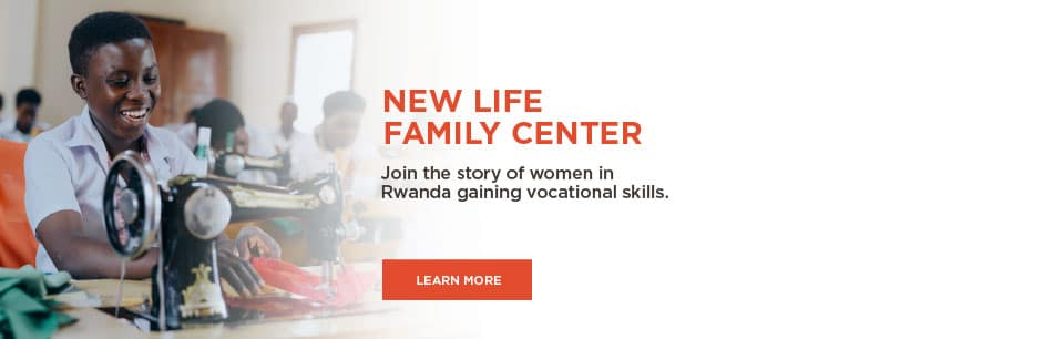 Africa New Life - Women's Vocational Training