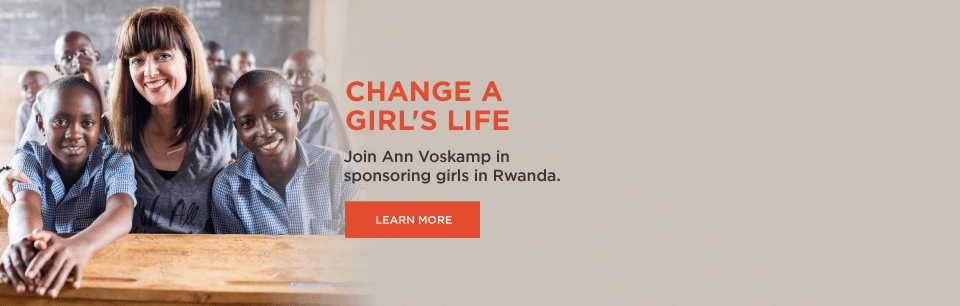 Ann Voskamp and Africa New Life