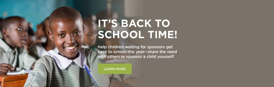 Send children back to school