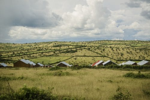 Karaganzi countryside
