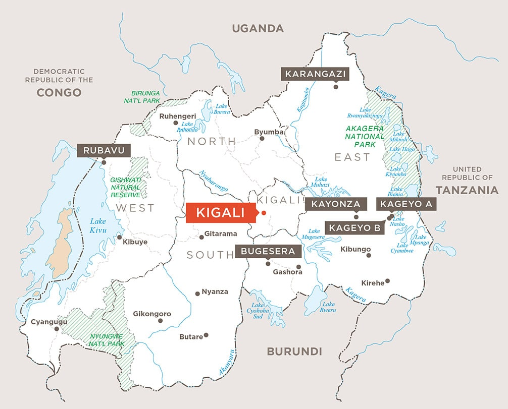 Africa New Life - Kigali