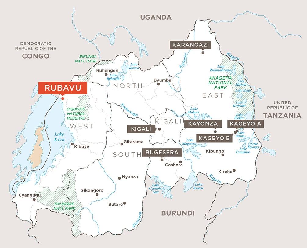 Africa New Life - Rubavu